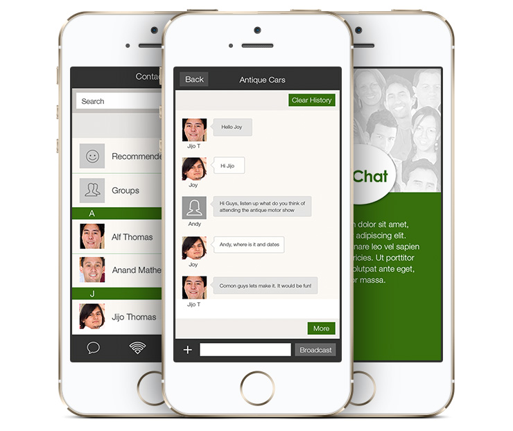 mobile chat sites